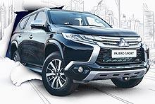 На Mitsubishi Pajero Sport выгода достигает 100 000 грн. - Mitsubishi