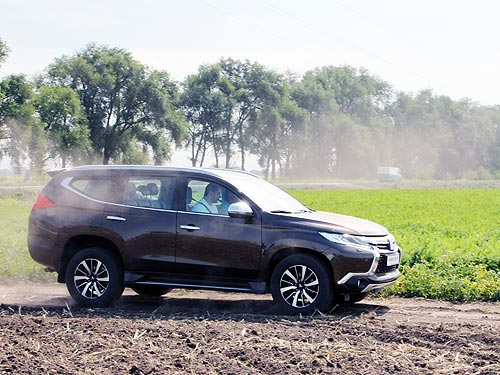 Mitsubishi в Украине делает ставку на аграрный сектор