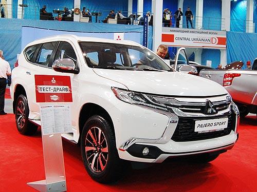 Mitsubishi приняли участие в самой большой агровыставке страны