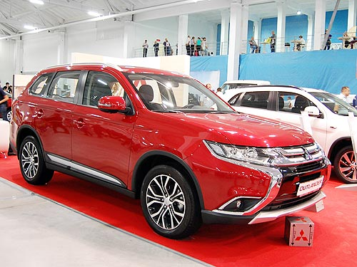 Mitsubishi ищет дилера в Запорожье - Mitsubishi