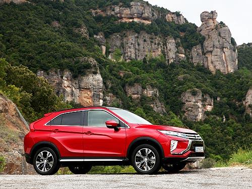 Продажи Mitsubishi превысили 1 млн. автомобилей - Mitsubishi