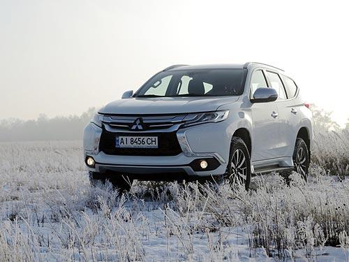 В феврале на Mitsubishi Pajero Sport зафиксирован курс на уровне 25,5 грн./$ - Mitsubishi