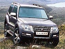 Mitsubishi возобновляет продажи в Украине легендарного внедорожника