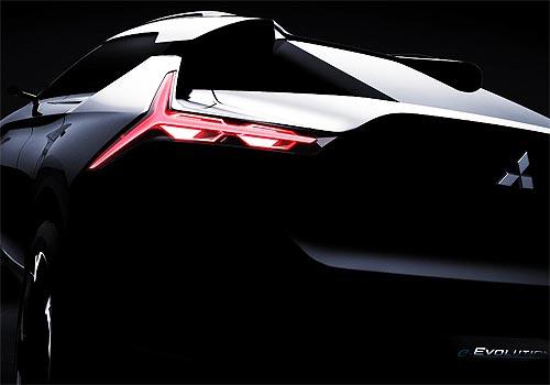 Mitsubishi готовит концепт электрокроссовера - Mitsubishi