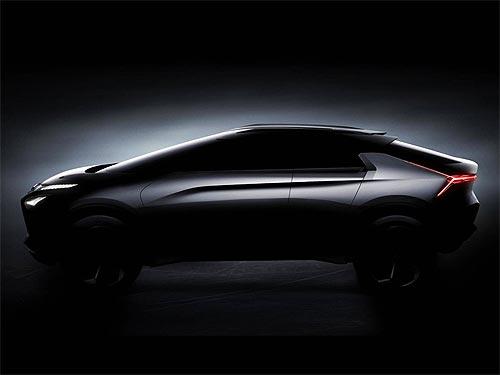 Mitsubishi готовит 11 новых моделей на ближайшие 3 года - Mitsubishi