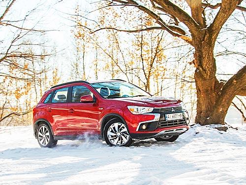 За рулем праздничного настроения: автомобили Mitsubishi доступны с выгодой до 100 000 грн.* - Mitsubishi