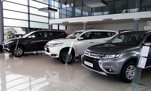 Mitsubishi ищет дилера в Сумах и Житомире