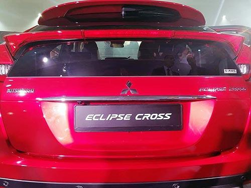 Наследник известного спорткара. В Украине представили Mitsubishi Eclipse Cross - Mitsubishi