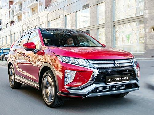 Сразу две модели Mitsubishi получили награды за дизайн - Mitsubishi