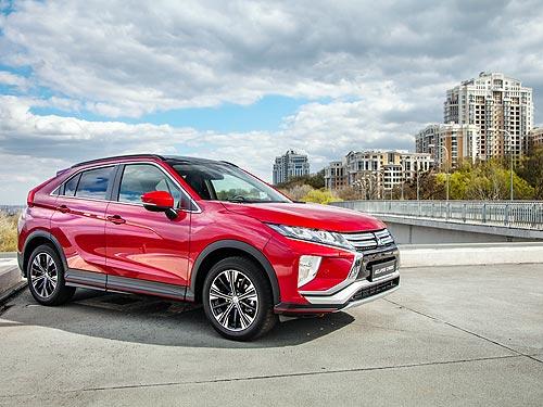 Кроссоверы Mitsubishi теперь доступны с выгодой до 93 000 грн.