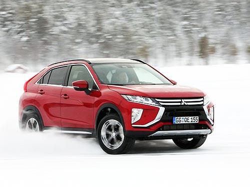 На Mitsubishi действуют новые предновогодние цены