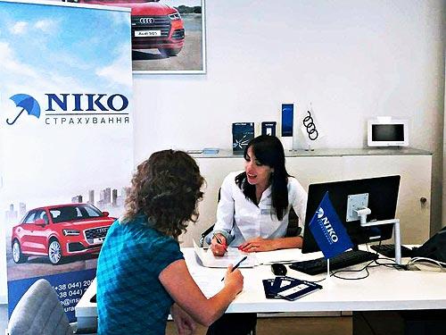 В дилерской сети «НИКО» новый страховой партнёр - НИКО