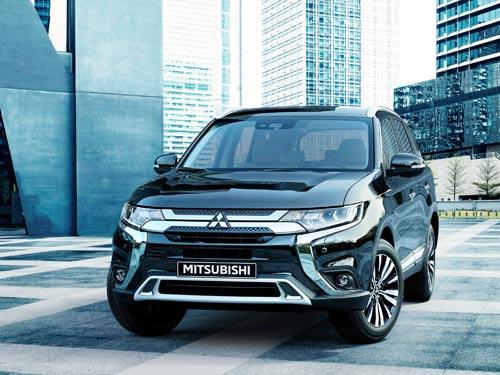 Обуй зиму: покупатели Mitsubishi Outlander получают зимние шины в комплекте к авто