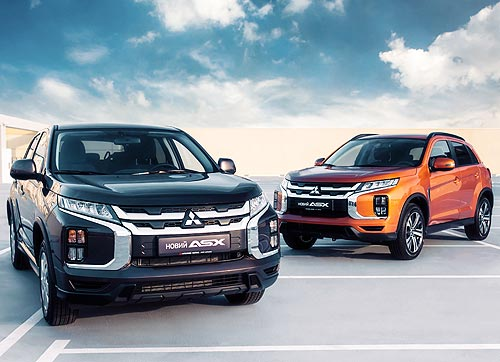 Покупай автомобили Mitsubishi онлайн со скидкой до 3%*