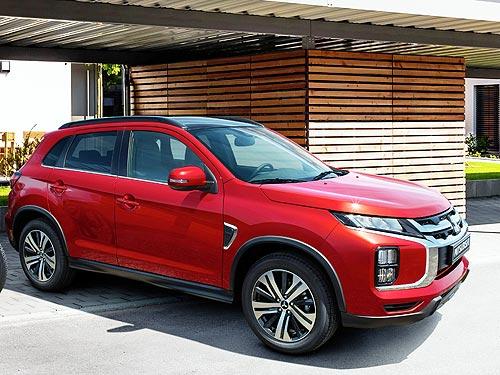 На модели Mitsubishi 2020 года действует выгода до 20 000 грн. - Mitsubishi