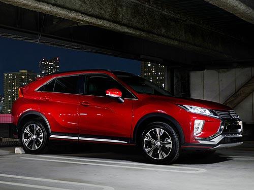 Mitsubishi Eclipse Cross теперь доступен по цене от 739 000 грн.*