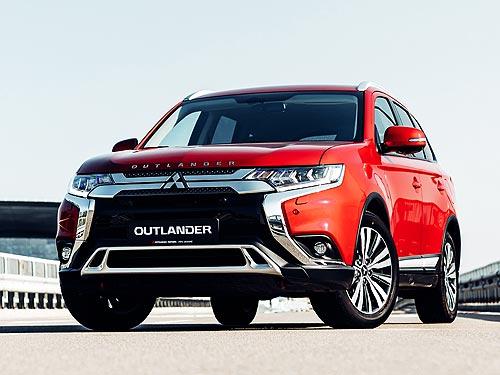 На модели Mitsubishi 2020 года действует выгода до 20 000 грн.