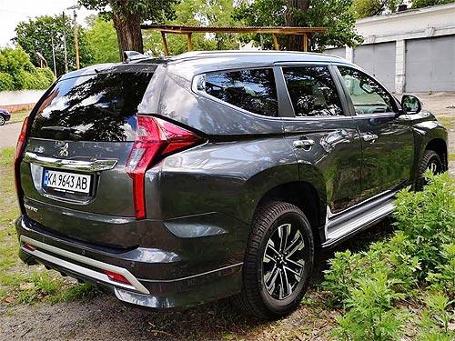 В чем главные отличия нового Mitsubishi Pajero Sport от предыдущей модели - Mitsubishi
