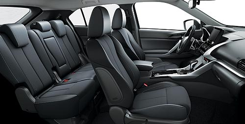 В Украине объявены цены и стартовали продажи нового Mitsubishi Eclipse Cross 2021 - Mitsubishi