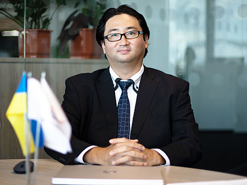 В Украине назначен новый Генеральный директор Mitsubishi Motors