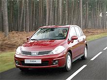 Все покупатели Nissan Tiida получают ценные и полезные подарки