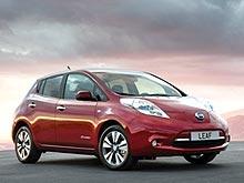 Nissan уже тестирует авто с автономным управлением