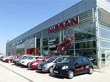 В Ивано-Франковске открылся новый современный 3S-комплекс Nissan
