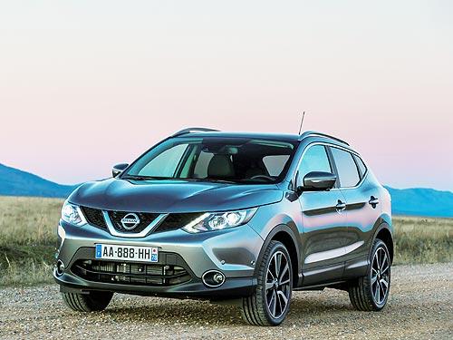 Nissan Qashqai назвали самым безопасным в классе - Nissan