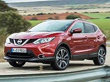 В октябре в России стартует производство Nissan Qashqai