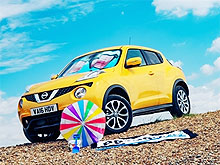 Кредиты на Nissan Juke и Nissan Micra стали выгоднее