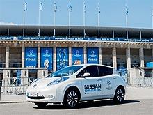 Nissan за 3 года в Европе выпустил 50 тыс. Nissan LEAF