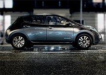 Какими будут заправочные станции будущего. Концепция Nissan