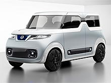 Nissan представляет новую концепцию мобильных технологий