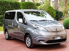 Nissan e-NV200 стал самым популярным электрофургоном в Европе