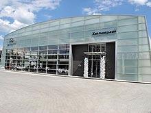 В Хмельницком открылся концептуальный центр Infiniti