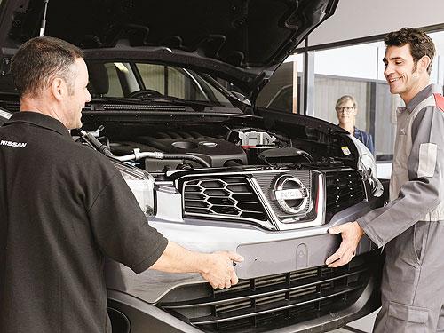Владельцы Nissan теперь смогут быстро отремонтировать авто после ДТП - Nissan