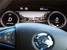 Nissan начнет испытания автомобилей с автономным управлением на дорогах Европы - Nissan