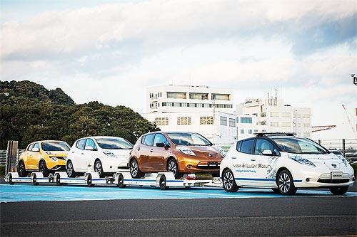 Когда водителей окончательно выгонят из-за руля автомобиля? Обзор систем автопилотов - автопилот