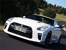 Nissan ��������� ���� � ������������ ������ GT-R Track Edition