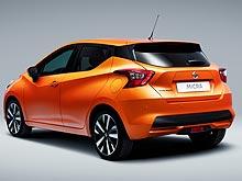 Представлено новое поколение Nissan Micra