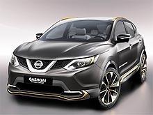 Nissan Qashqai на автономном управлении появится в 2017 году