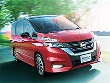 Nissan Serena с технологией ProPILOT получил награду за инновации