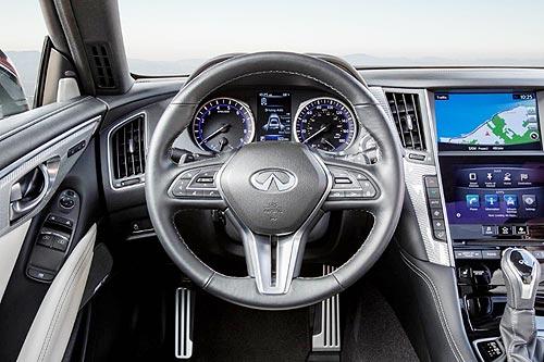 В Украине стартовали продажи премиального спортивного купе Infiniti Q60 - Infiniti