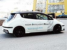 Nissan уже тестирует «беспилотные» автомобили для коммерческого использования - Nissan