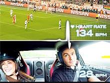 Что общего между футболом и спорткаром? - футбол