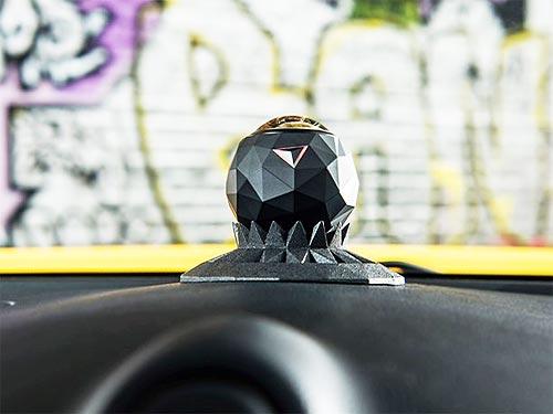 Nissan создал инновационную камеру-регистратор JukeCam - Nissan