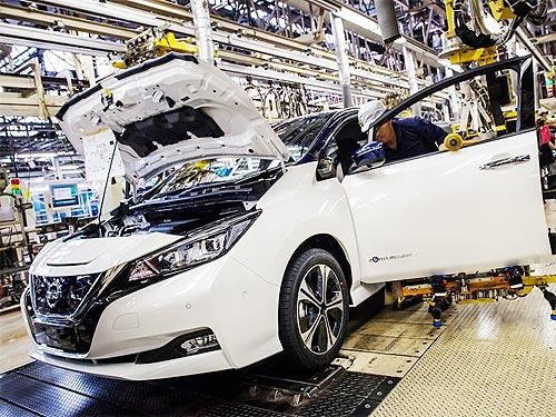 Новый Nissan LEAF будут выпускать на трех заводах - Nissan
