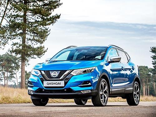 Объемы производства Nissan Qashqai уже превысили 3 млн.