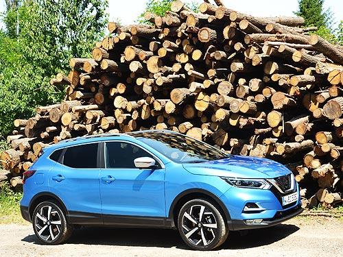 Производство Nissan Qashqai уже превысило 3 млн. - Nissan