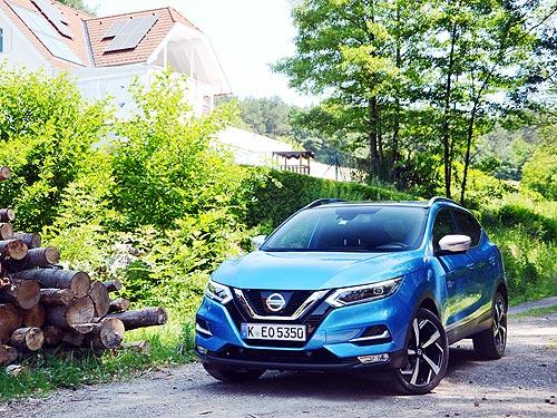 Обновленный Nissan Qashqai уже проходит испытания украинскими дорогами - Nissan